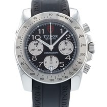 Tudor Sport Chronograph Steel 41mm Black United States of America, Georgia, Atlanta