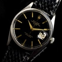Rolex Oyster Perpetual Date 6534 1965 pre-owned