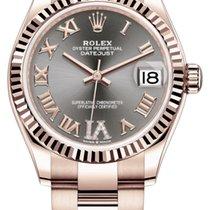 Rolex Datejust Or rose 31mm