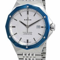 Edox Steel 43mm Quartz 53005-3BUM-AIN new United States of America, New York, Monsey