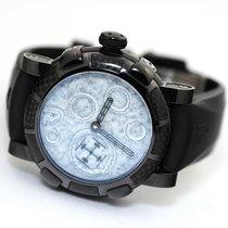 Romain Jerome Steel 46mm Automatic MW.FB.BBBB.00 pre-owned