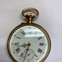 Breguet Montre occasion 1910 Or jaune Remontage manuel Montre uniquement