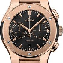 Hublot Classic Fusion Chronograph Nenošeno Ruzicasto zlato 42mm Automatika