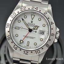 Rolex Explorer II Steel 40mm White No numerals United States of America, Arizona, Scottsdale