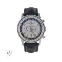 Breitling Montbrillant A35330 2008 pre-owned