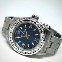 Rolex Oyster Perpetual Steel 25mm Blue Arabic numerals Thailand, Bangkok