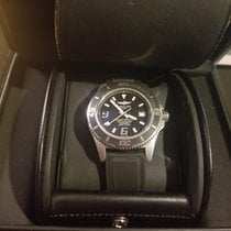 Breitling Superocean 44 Steel 44mm Black United States of America, Missouri, Blue Springs