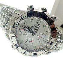 Omega Seamaster Diver 300 M Staal Wit Nederland, Hengelo