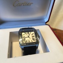 Cartier Santos 100 W20073X8 Good Steel 44.2mm Automatic