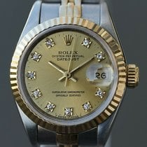 Rolex Lady-Datejust 69173 1991 occasion