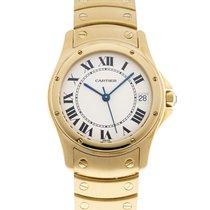 Cartier Santos (submodel) W20028G1 подержанные