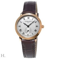 Frederique Constant Slimline Mid Size Gold/Steel 28mm Silver