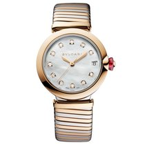 Bulgari Lucea LU33WSPG 102954 new