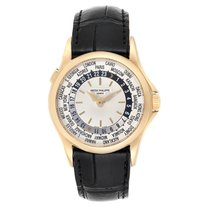 Patek Philippe World Time 5110J pre-owned