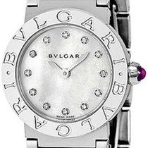 Bulgari Bulgari Steel 26mm Mother of pearl United States of America, New York, Airmont