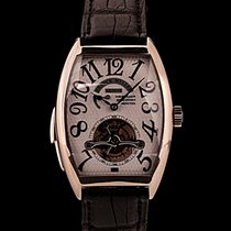 Franck Muller 48mm Manual winding 2006 pre-owned Silver