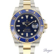 Rolex Submariner Date Gold/Steel NEW