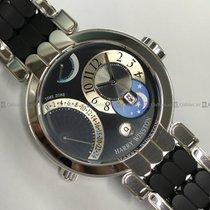 Harry Winston - Time Zone 200-MMTZ39W Grey Dial WG