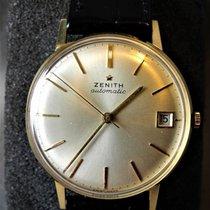Zenith - stellina 18 K - 15 rubini - Men - 1950-1959