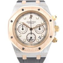 "Οντμάρ Πιγκέ (Audemars Piguet) Royal oak 26157 SR ""Kasparov""..."