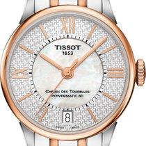 Tissot CHEMIN DES TOURELLES POWERMATIC 80  SPECIAL EDITION LADY