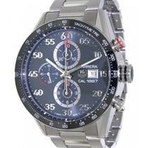 TAG Heuer Carrera Car2a11 Steel 43mm