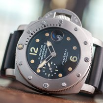 Panerai Contemporary Luminor with Box and Papers