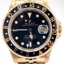 Rolex Gmt Master Ii 18k Yellow Gold With Jubilee Bracelet....