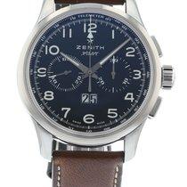 Zenith Pilot Big Date Automatic Chronograph 03.2410.4010 Watch...