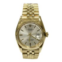 Rolex Oyster Perpetual Datejust Gold 18 Kt