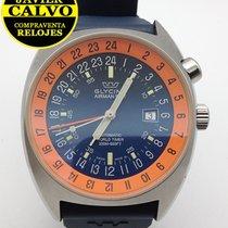 Glycine Airman SST World Timer
