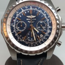 Breitling Bentley Motors blue dial limited Chronograph with...