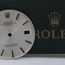 Rolex Silver Stick Dial for 1603 Slow Set INV #295