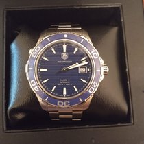 TAG Heuer Aquaracer 500M Blue (2012 version)