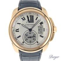 Cartier Calibre Rose Gold