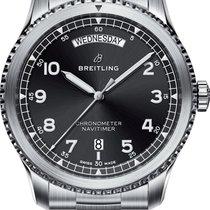 Breitling Navitimer 8 Steel 41mm Black