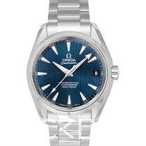 Omega Seamaster Aqua Terra 150M Blue Steel 38.5mm - 231.10.39....