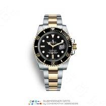 Rolex Submariner Date novo 40mm Ouro/Aço