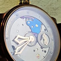 Schaumburg Aço 42mm Corda manual novo