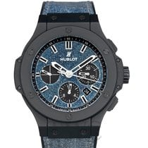 Hublot Big Bang Jeans Ceramic 44mm Blue