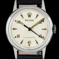Rolex pre-owned 30mm Steel