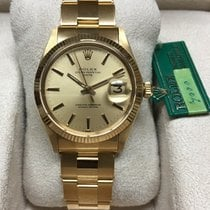 Rolex Oyster Perpetual Date Rose gold 34mm