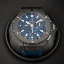 Hublot Big Bang 44 mm Ceramic Blue Dial 2018 EU