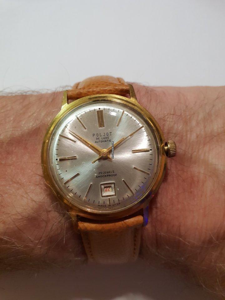 Použité hodinky Poljot  fe4b0b7f9f