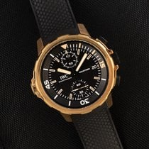 IWC Aquatimer Chronograph new 2014 Automatic Chronograph Watch with original box and original papers IW379503