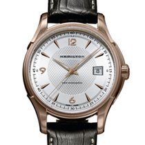 Hamilton Jazzmaster Viewmatic 40mm Silver