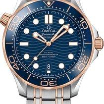 Omega Seamaster Diver 300 M 210.20.42.20.03.002 2019 new