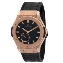Hublot Red gold Automatic new Classic Fusion Ultra-Thin