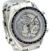 Omega Speedmaster Professional Moonwatch Steel 42mm Silver United States of America, Indiana, Carmel