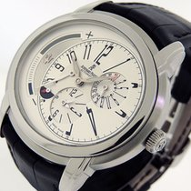 Audemars Piguet Millenary Steel 42mm Silver Arabic numerals United States of America, California, Los Angeles